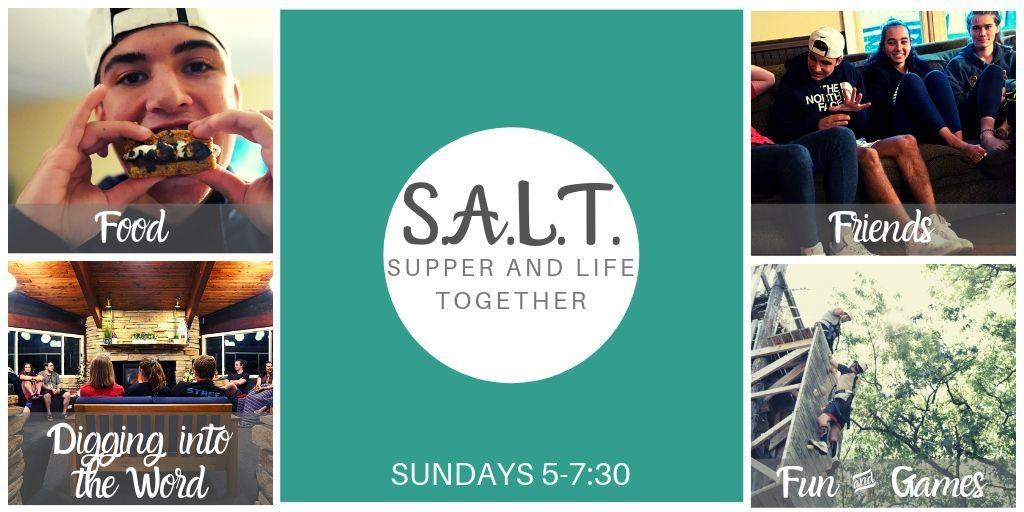 SALT page header